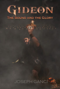 Gideon The Sound and the Glory. cover art